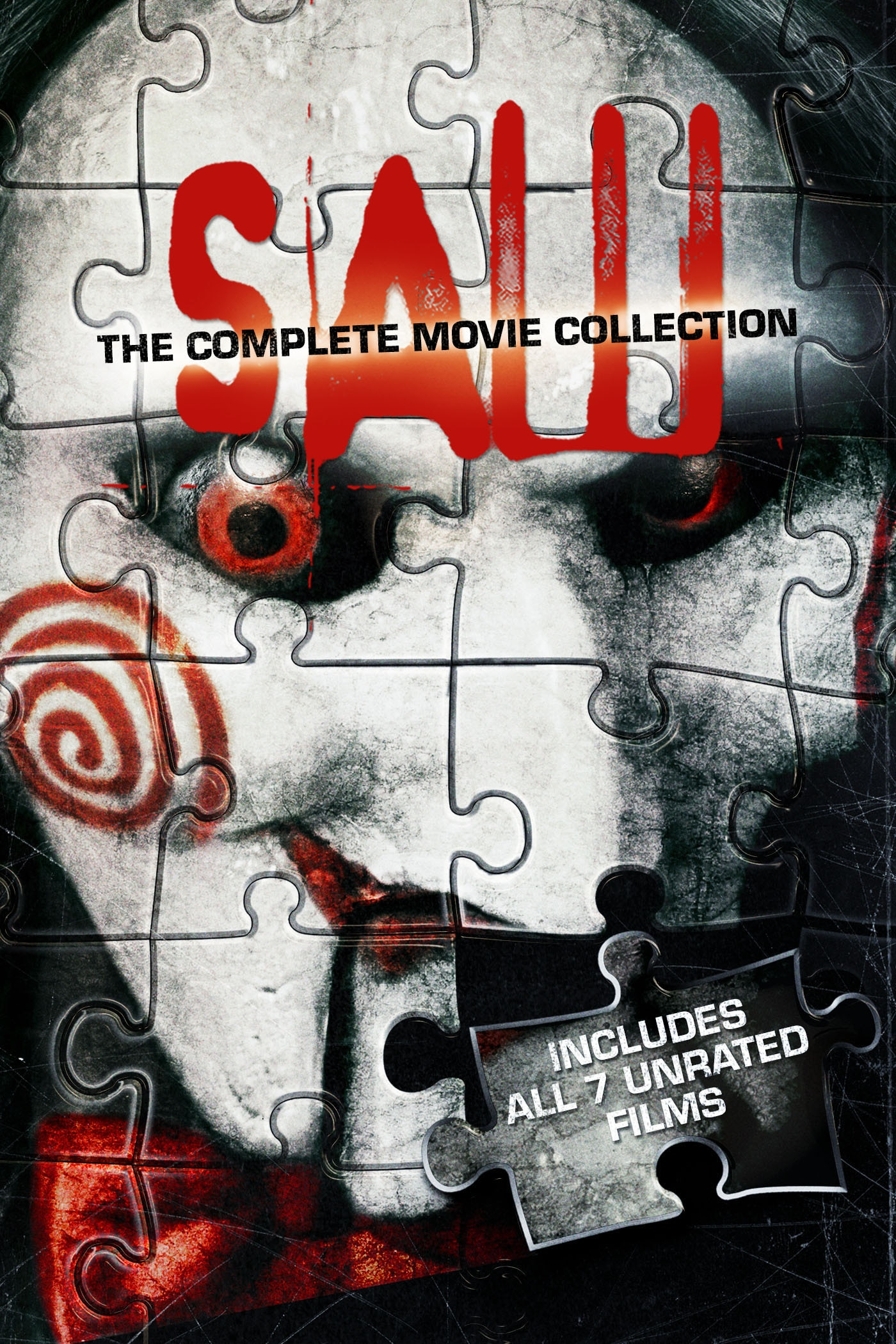 SAW The Complete Collection - Win a Bundle of Digital Ultraviolet Horror from Lionsgate!