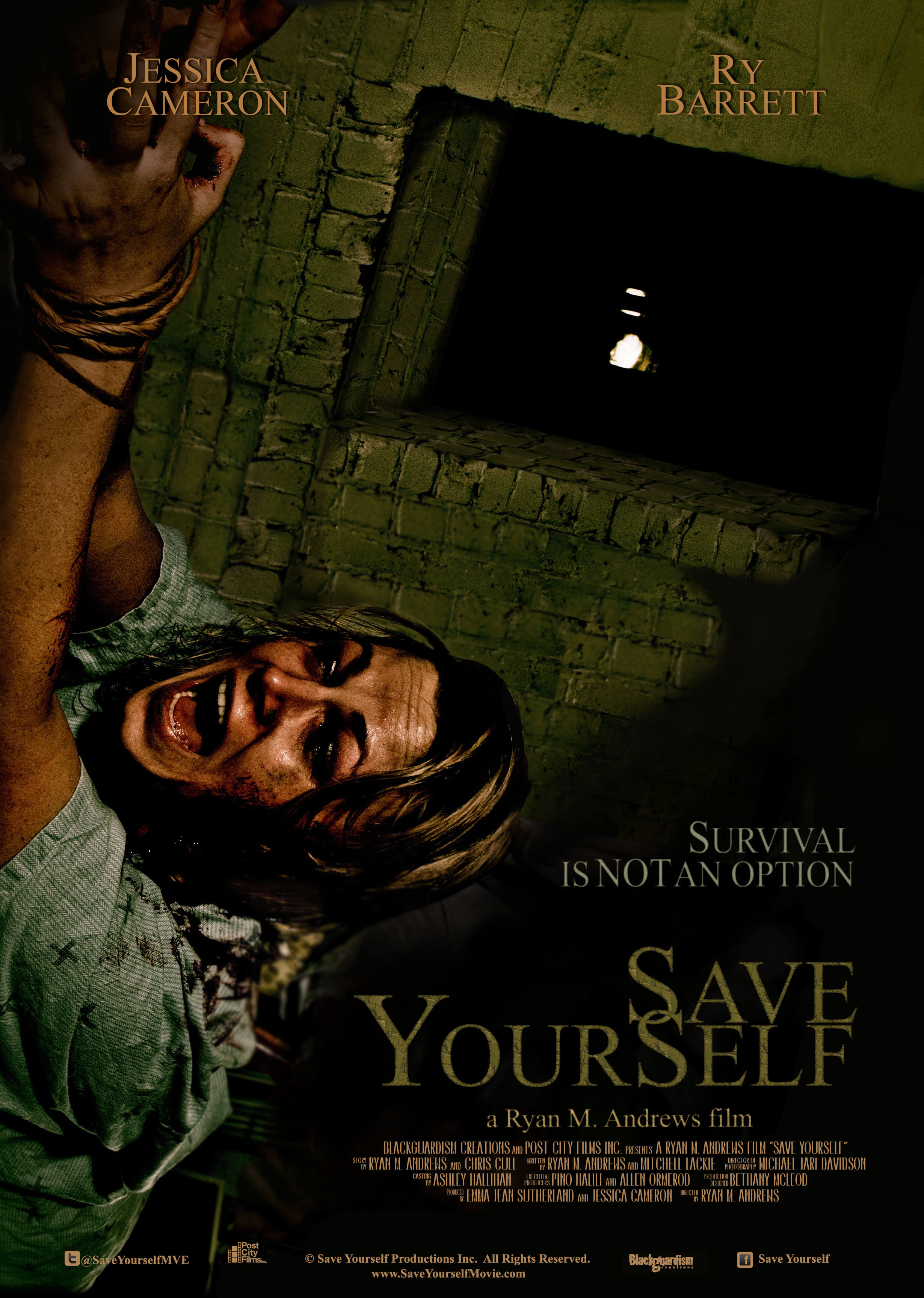 Save Yourself TeaserV10 1 - Save Yourself from this Trailer