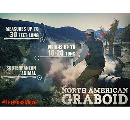 Jamie Kennedy Wants You Save The Graboids Tremors 5