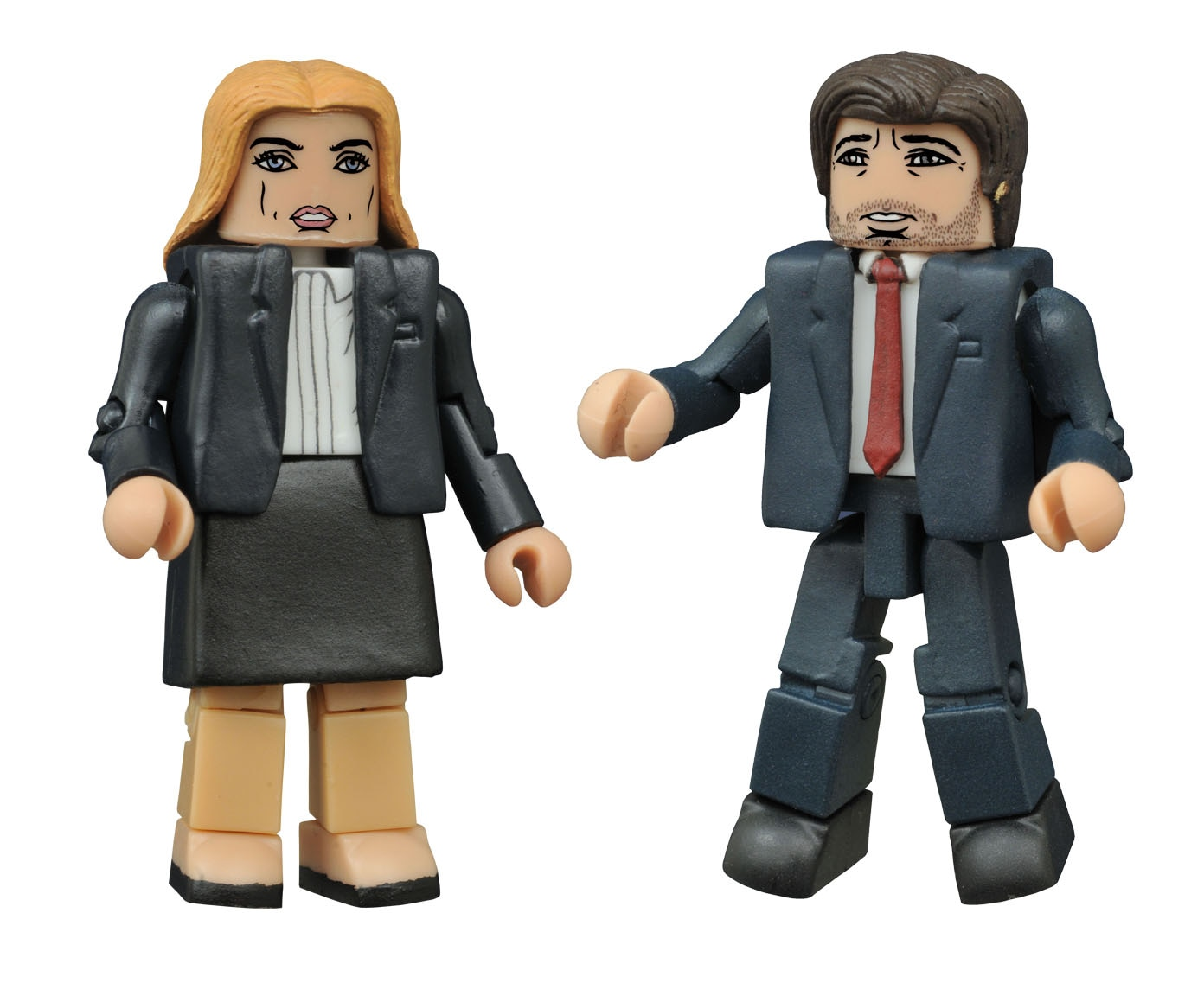 XfileMinimates - Diamond Select Reveals its The X-Files Toy Plans for 2016