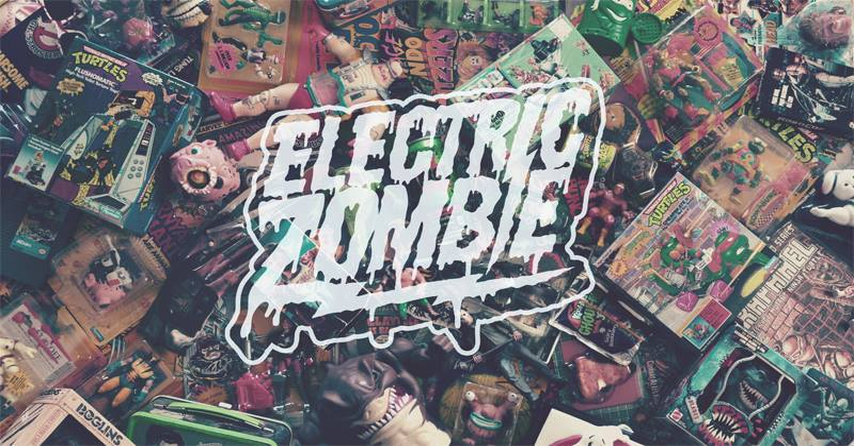 electriczombie - Electric Zombie Unveils its Halloween 2015 Apparel Line