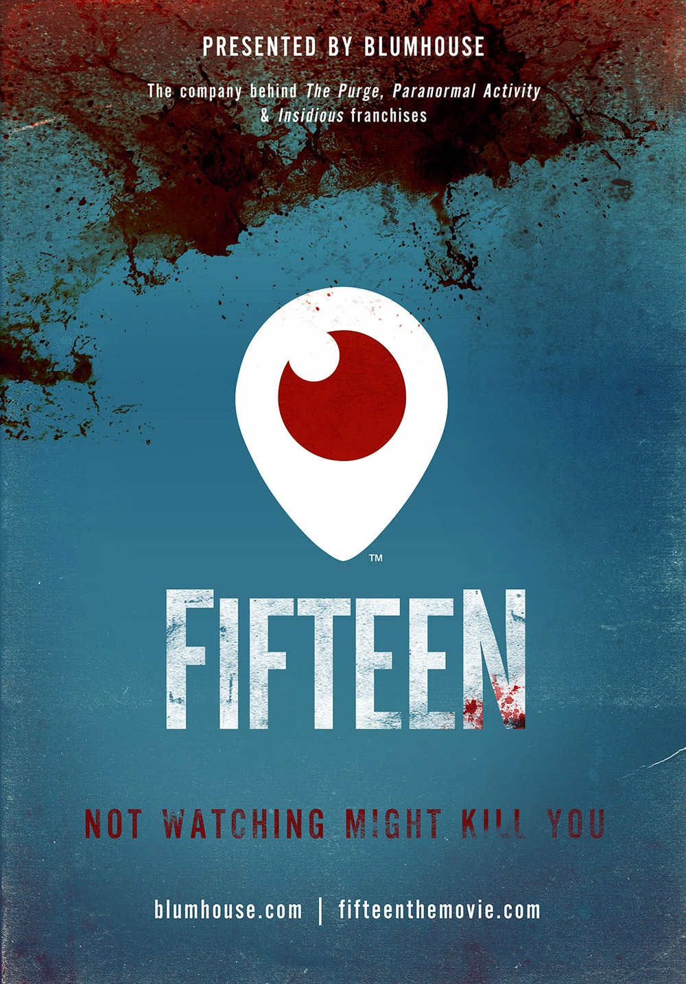 fifteen - Blumhouse Brings Horror to Periscope with Fifteen