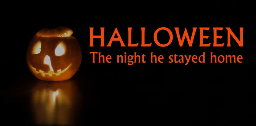 Halloween: The Night He Stayed Home