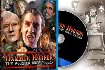 hammerdocumentarys - Madeline Smith and John Carson Join Hammer Horror: The Warner Bros. Years Documentary