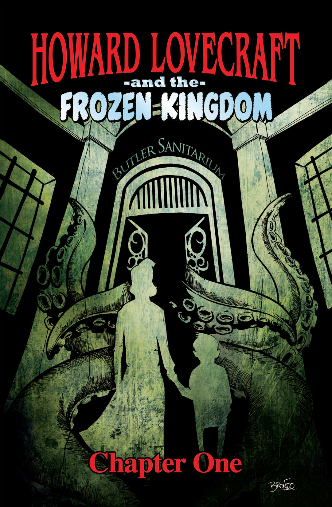 howard lovecraft - Howard Lovecraft and the Frozen Kingdom Finds its Voices!