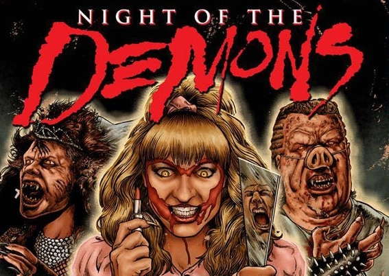 night of demons - Shout Factory Replicates Retro Experience with VHS Vault; Free Streaming Horror Movies!