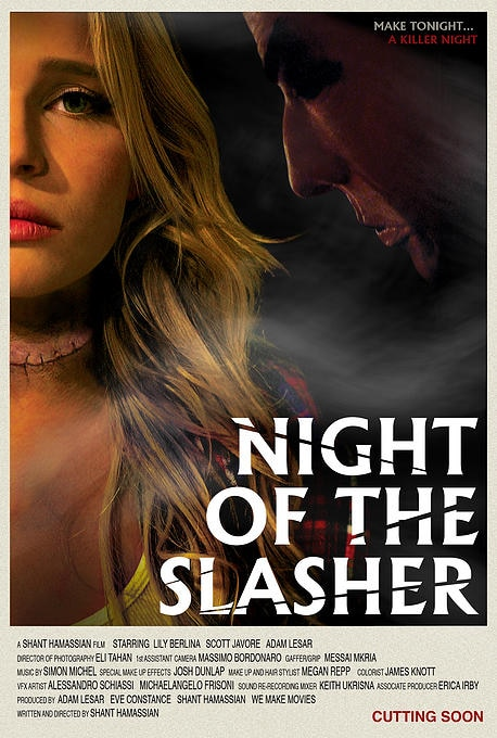 nightoftheslasher - Screamfest 2015: First Details, Trailer, and More on Night of the Slasher