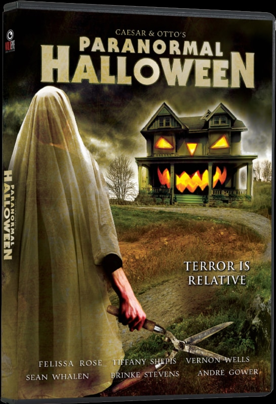paranormalhalloweendvd - New Caesar & Otto's Paranormal Halloween Clip Unveiled for Upcoming DVD/VOD Release