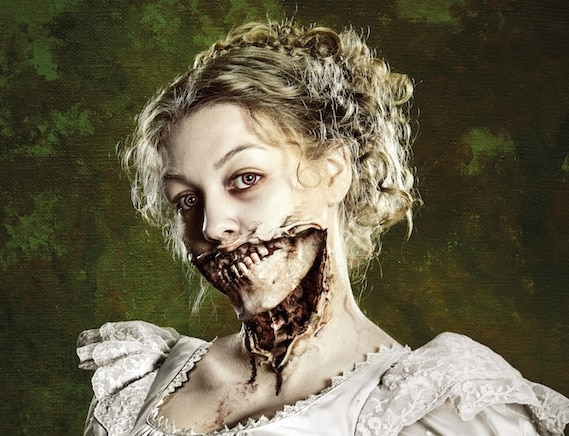 pride and prejudice and zombies - Happy Holidays from Pride and Prejudice and Zombies