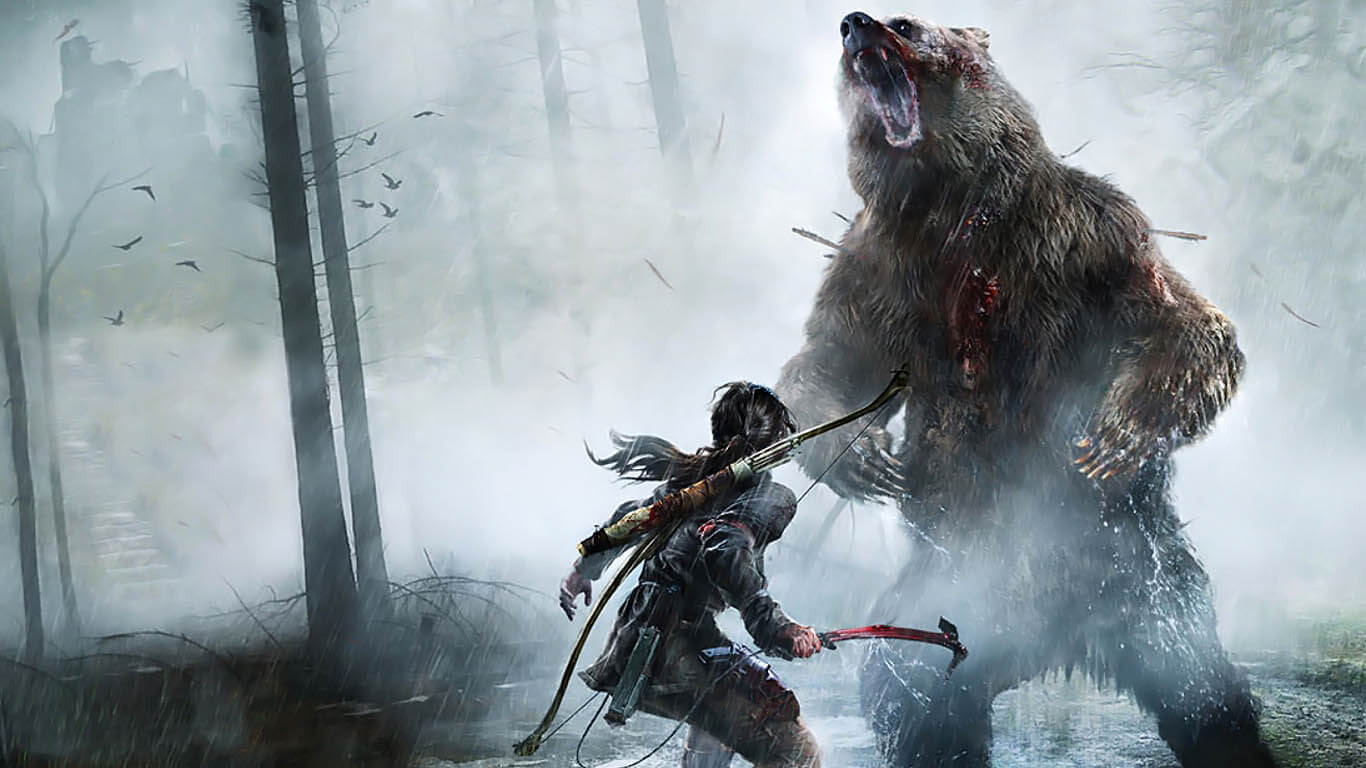Rise Of The Tomb Raider Launch Trailer Features An Original Song