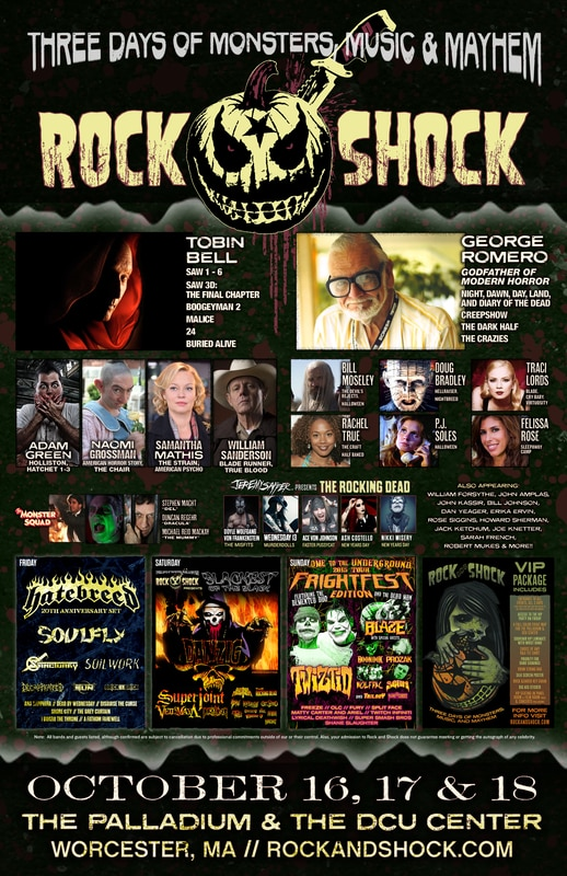 Rock and Shock 2015