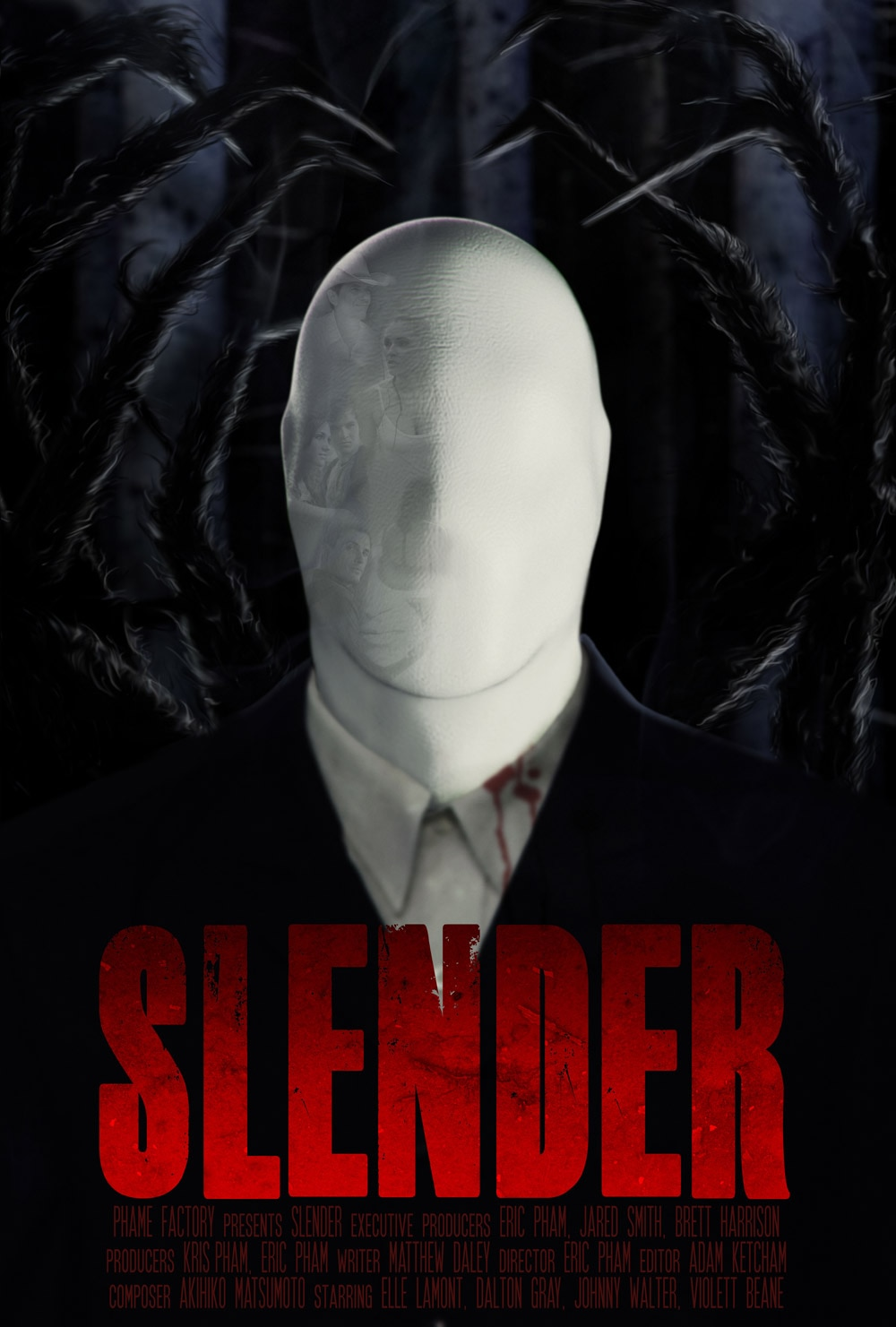 slender - AFM 2015: Exclusive Haunting First Look at Slender