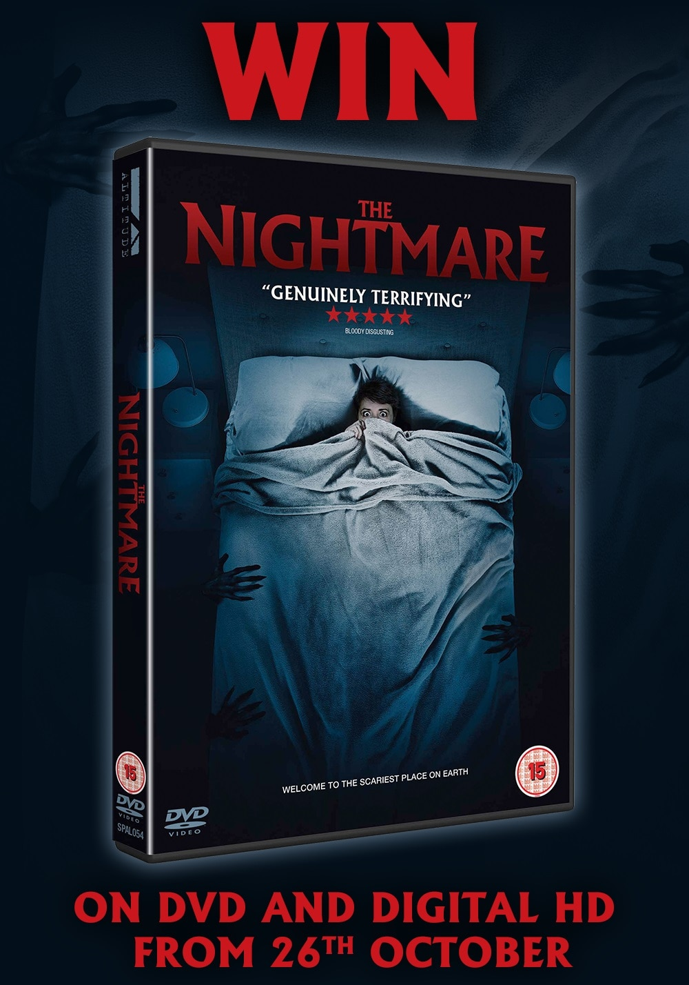 The Nightmare Competition Image