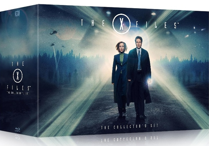 X-Files, The: The Collector's Set (Blu-ray) - Dread Central
