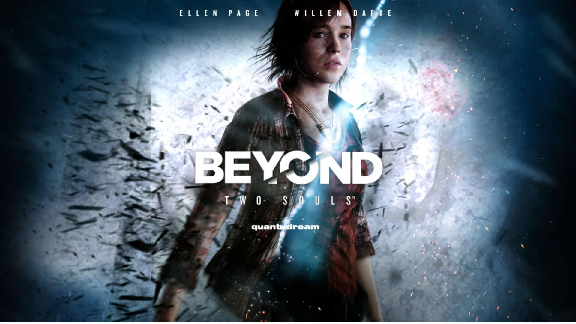 Beyond Two Souls 1 - Beyond: Two Souls - PS4 Remaster (Video Game)