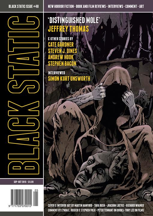 Black Static Issue 48 Cover