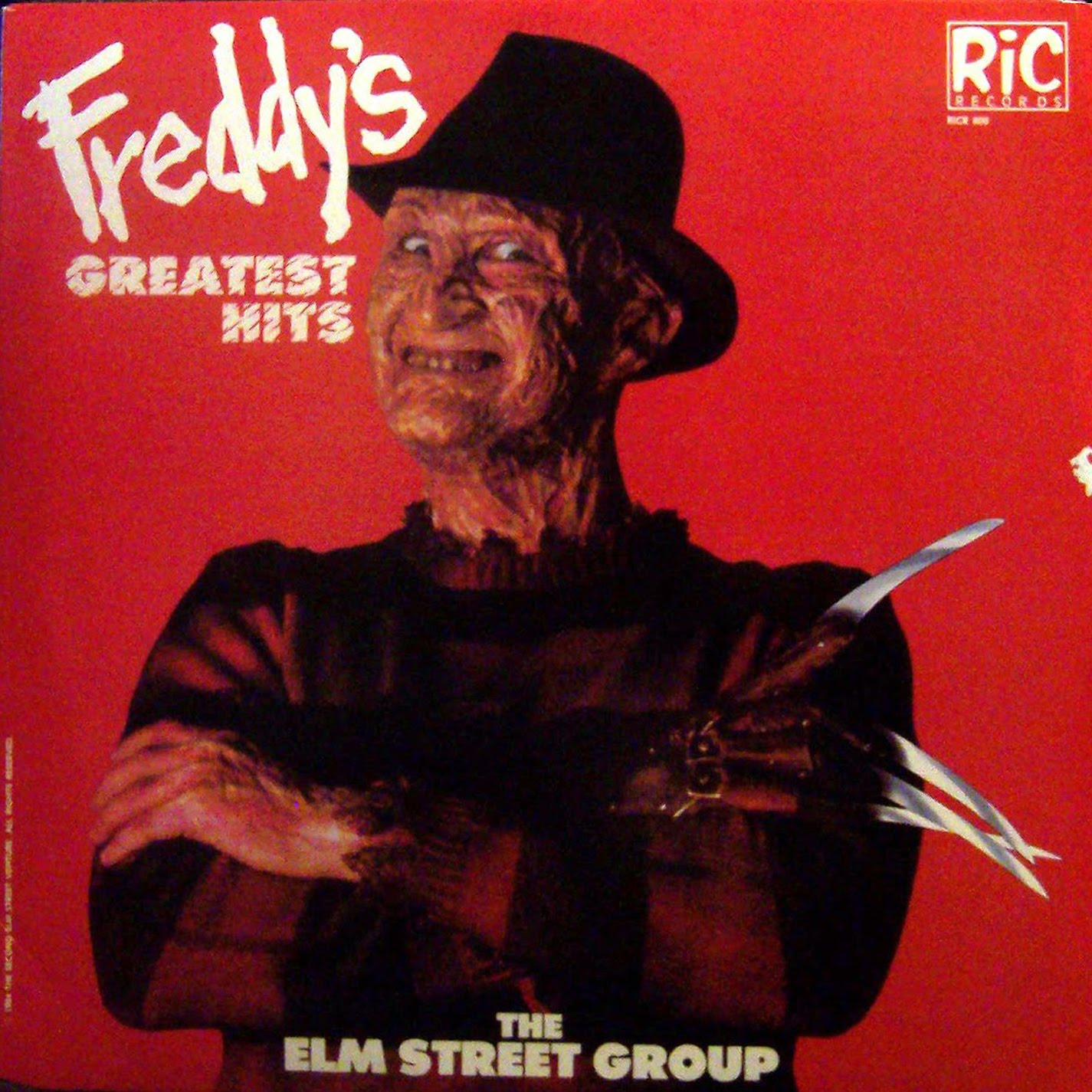 Freddyhits - That Time When Freddy Krueger Was a Rap Star