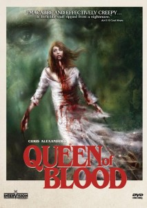 Queen of Blood 2015 213x300 - DVD and Blu-ray Releases: November 10, 2015