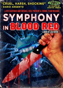 Symphony In Blood Red 2010 214x300 - DVD and Blu-ray Releases: November 10, 2015