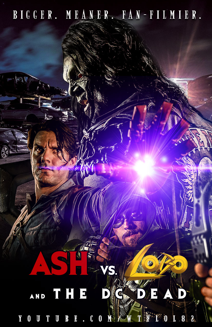 Ash vs. Lobo and The DC Dead