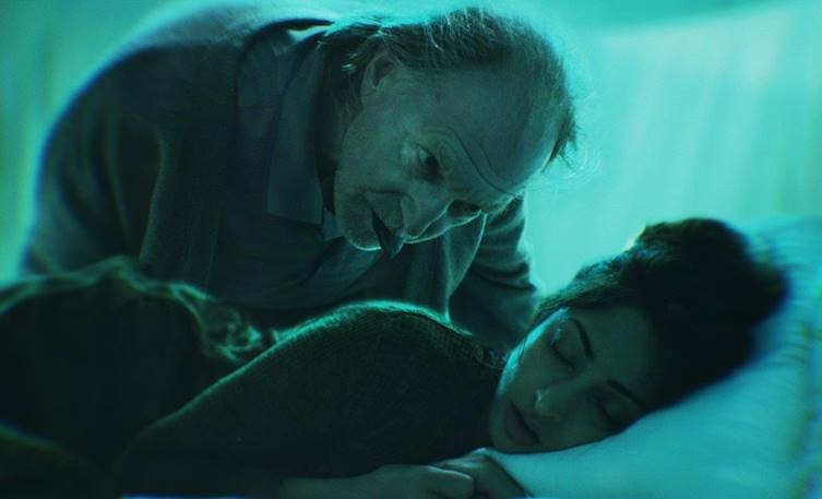 First Images Await Further Instructions Dread Central
