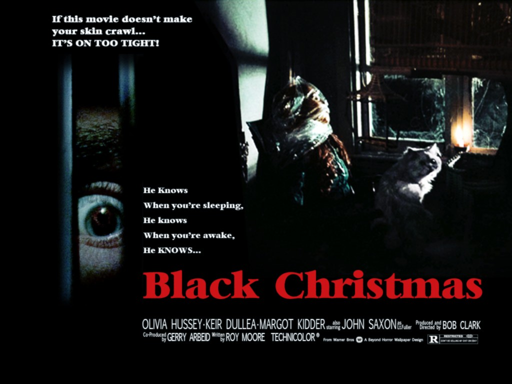 black christmas 1024x768 - Top 5 Christmas Horror Movies to Give You Some Yuletide Chills
