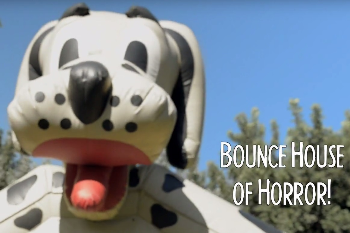 bounce house - Short Film Takes You Inside the Bounce House of Horror