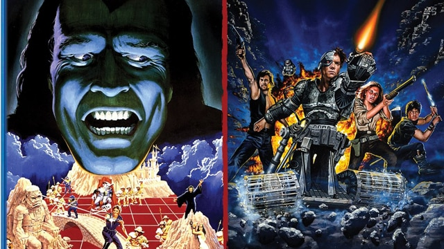 The Dungeonmaster and Eliminators