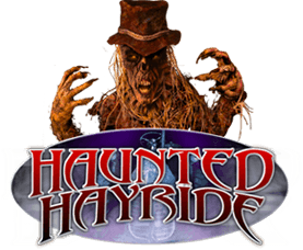 haunted hayride - Field of Screams Extreme Blackout Event 2015 Review