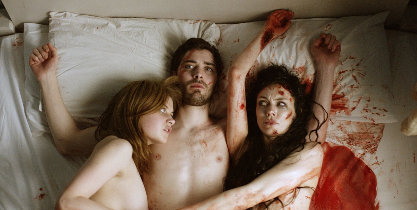ninaforever a - Nina Forever - Blaine Brothers, Abigail Hardingham, and Cian Barry Talk the Film and More!