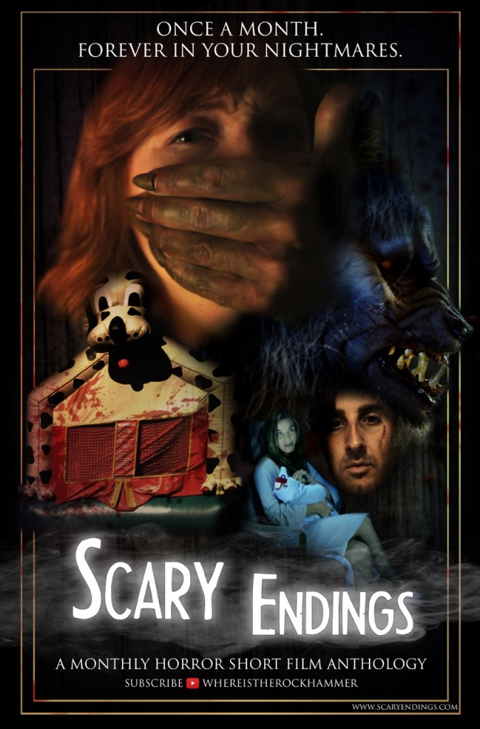 scary endings 674x1024 - Short Film Takes You Inside the Bounce House of Horror