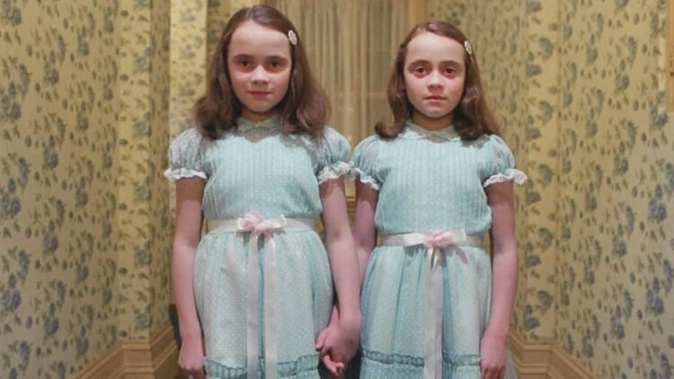 shining twins 750x422 - The Twins Talk; Lisa and Louise Burns Reflect on The Shining