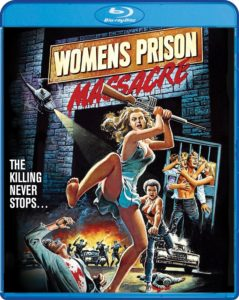womens prison massacre 239x300 - Women's Prison Massacre (Blu-ray)