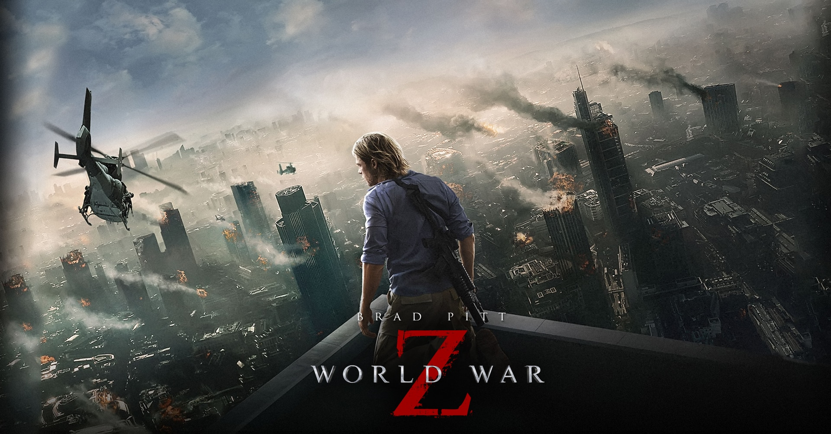 worldwarz - Paramount Confirms David Fincher as Director of World War Z 2