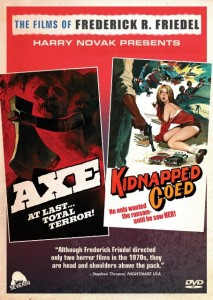Axe Kidnapped Coed 213x300 - DVD and Blu-ray Releases: December 15, 2015