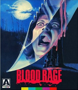 Blood Rage 1983 261x300 - DVD and Blu-ray Releases: December 15, 2015
