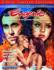 Eugenie 1970 231x300 - DVD and Blu-ray Releases: December 15, 2015