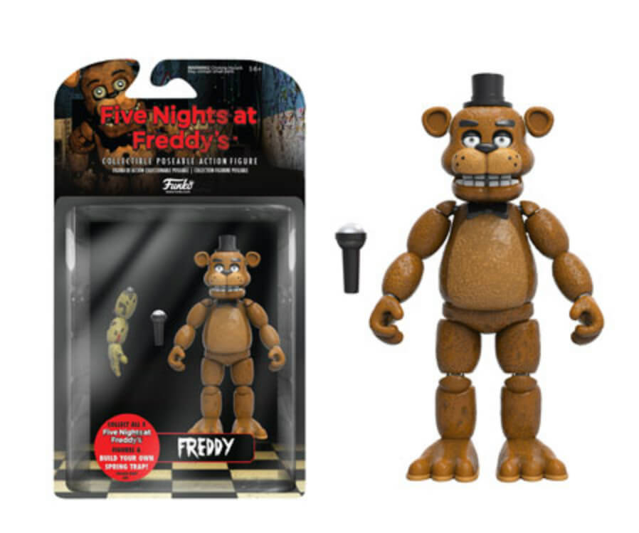 Five nights at freddy s игрушки