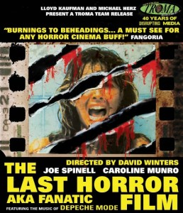 Last Horror Film The 1982 258x300 - DVD and Blu-ray Releases: December 15, 2015