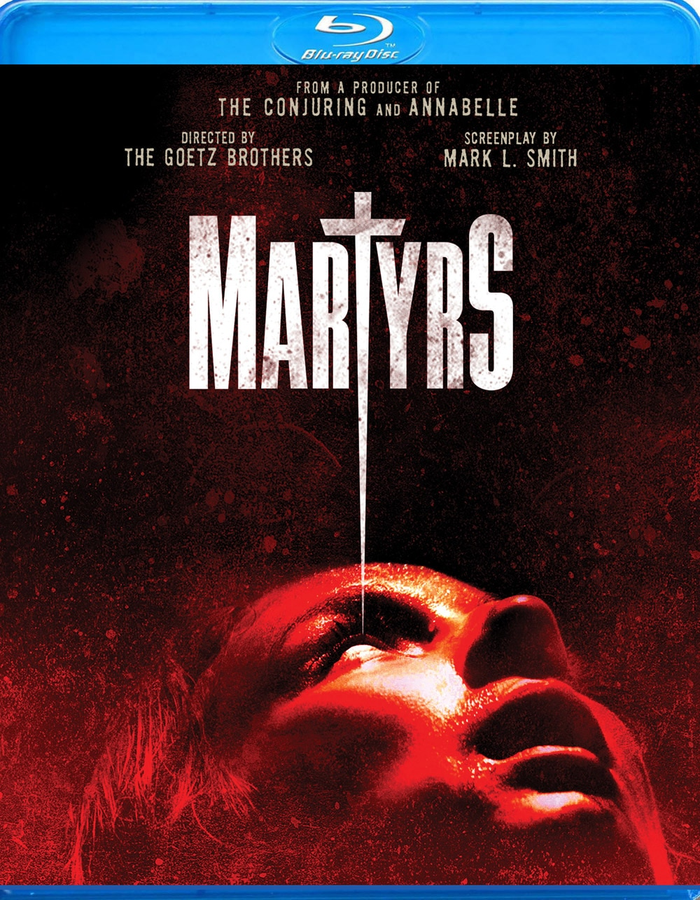 MARTYRS BD - Martyrs Trailer Deals Out Unspeakable Pain