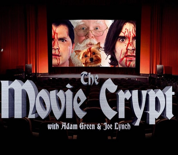 Movie Crypt Santa - Merry Christmas - The Movie Crypt Brings on Santa Claus