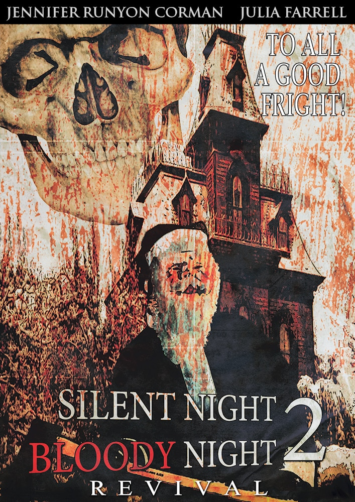 Silent Night Bloody Night 2 DVD - Silent Night, Bloody Night 2: Revival Now Available on DVD, Digital, and VHS