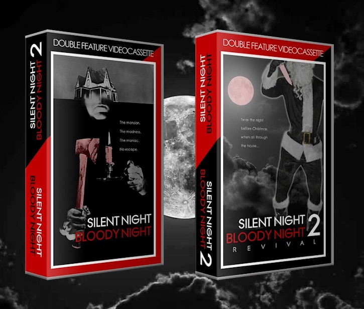 Silent Night Bloody Night 2 VHS - Silent Night, Bloody Night 2: Revival Now Available on DVD, Digital, and VHS
