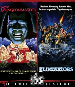 The Dungeonmaster Eliminators 260x300 - DVD and Blu-ray Releases: December 15, 2015