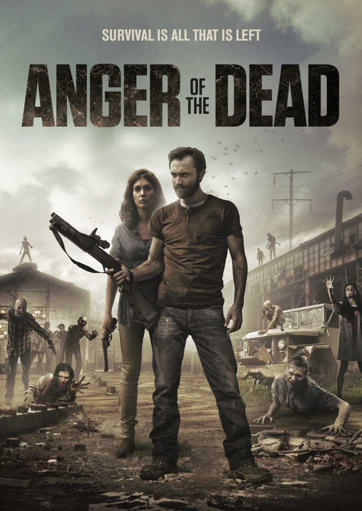 anger of the dead 725x1024 - Trailer and Poster Express Anger of the Dead