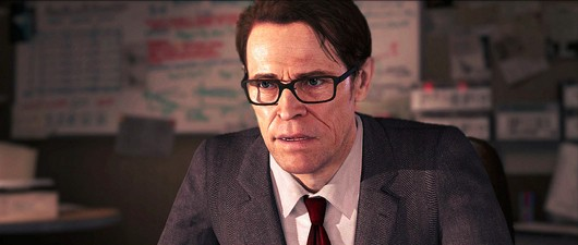 beyond two souls dafoe - Beyond: Two Souls - PS4 Remaster (Video Game)
