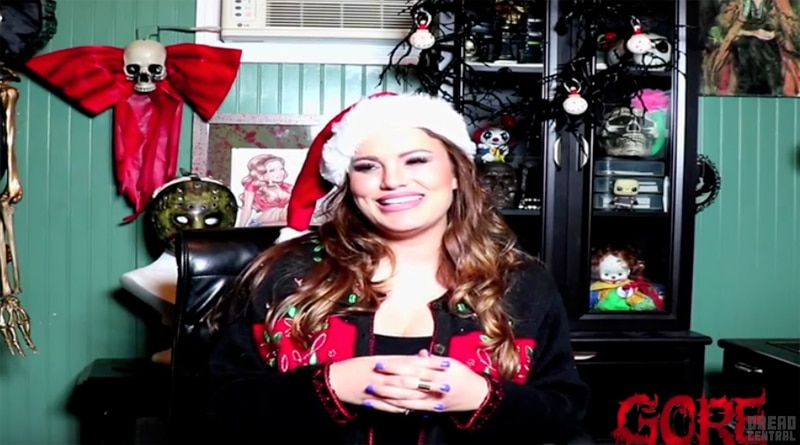 gorewhore christmas - Gore Whore Uncensored Holiday Edition: Vanessa's Top 5 Christmas Horrors