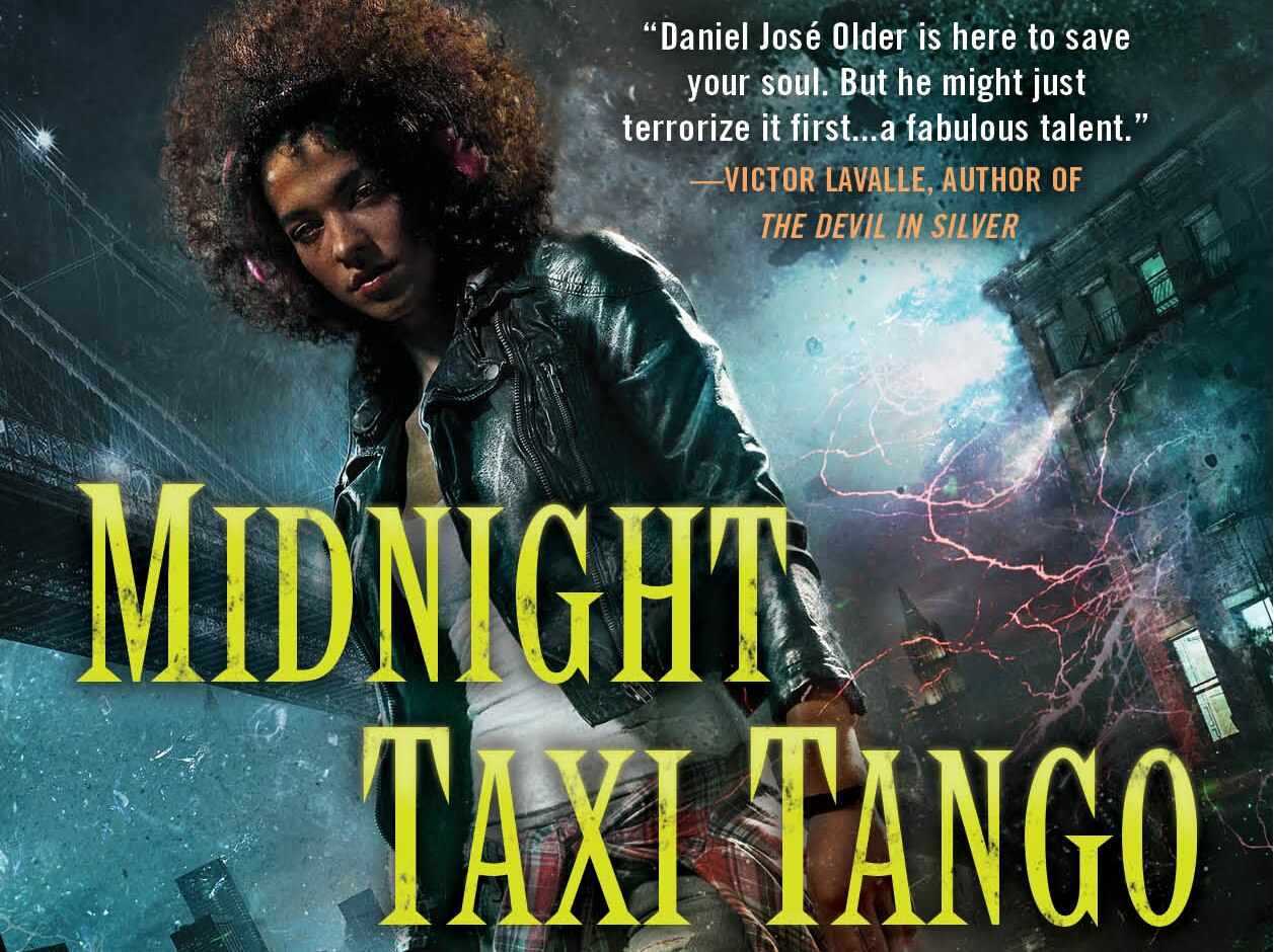 midnighttaxitangos - New Year Horrors Include Novels The Last Dream Keeper and Midnight Taxi Tango