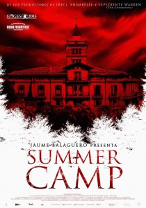 summer camp poster 210x300 - Zena's Period Blood: SUMMER CAMP is a Lesson in Unpredictability