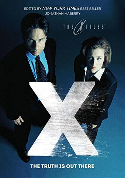 xfiles thetruthisoutthere - The X-Files: The Truth Is Out There Anthology Book Coming Next Year